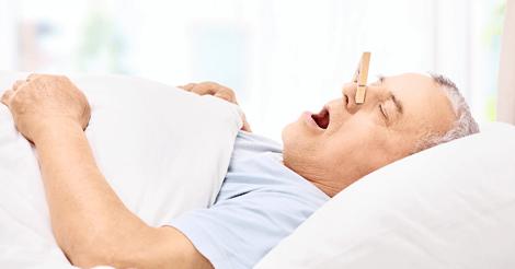 5 Tips Mengatasi Tidur Mendengkur